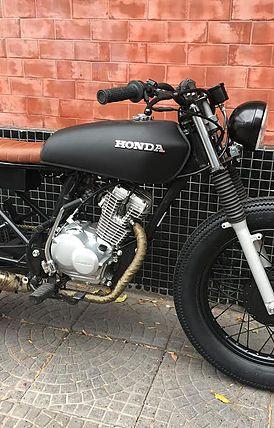 #50 Honda CB125