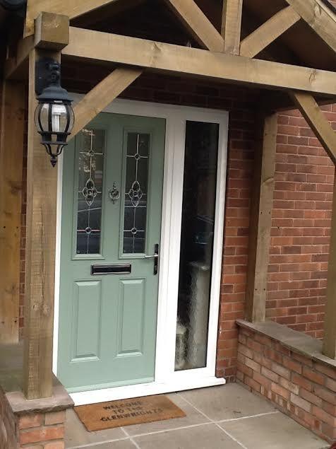Side Panels for UPVC Doors, Composite Doors