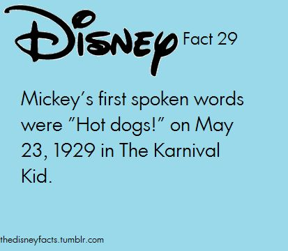 """Now the """"Hot Dog Song"""" in Mickey Mouse Clubhouse makes a little bit more sense"""
