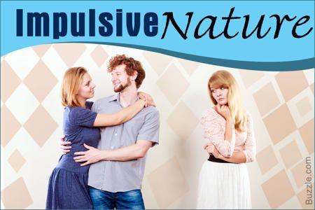 Sociopath Characteristics- Impulsive Nature