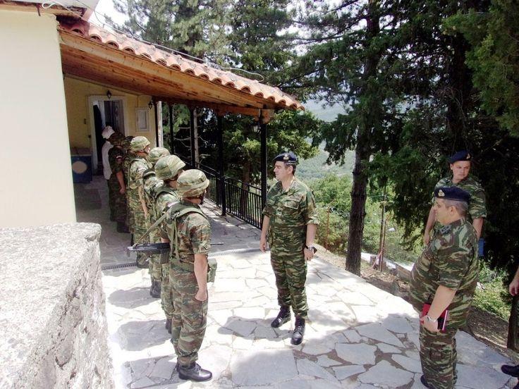 Συναγερμός στα σύνορα μας με την Αλβανία: Σε ετοιμότητα ο Στρατός – Η 8η Επιλαρχία Αρμάτων τέθηκε σε ύψιστη ετοιμότητα (εικόνες)