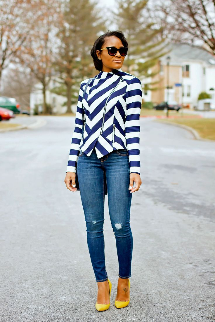 Navy Stripes The Daileigh Www Thedaileigh Com In 2019