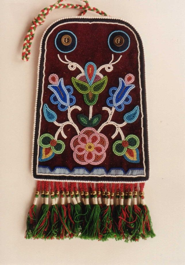 Metis Beadwork: Patterns