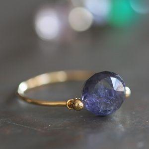 Bague à personnaliser avec sa pierre! sur le site            http://www.atelier-bijoux-createurs.com