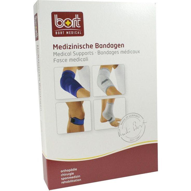 BORT Zweizug Kniestütze medium blau:   Packungsinhalt: 1 St Bandage PZN: 06084400 Hersteller: Bort GmbH Preis: 9,16 EUR inkl. 19 % MwSt.…