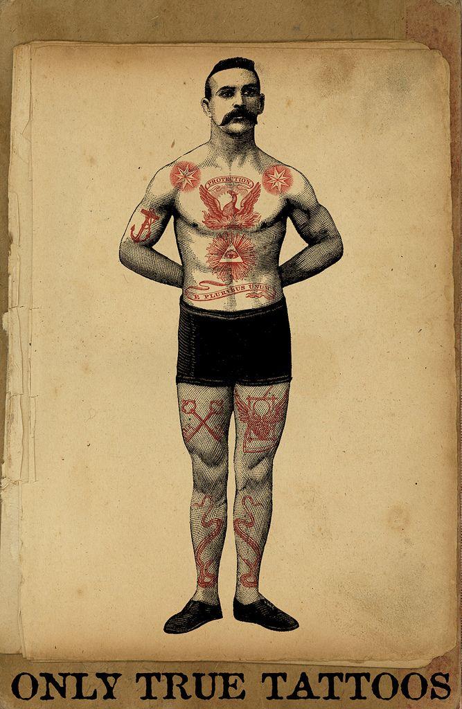 only true tattoos