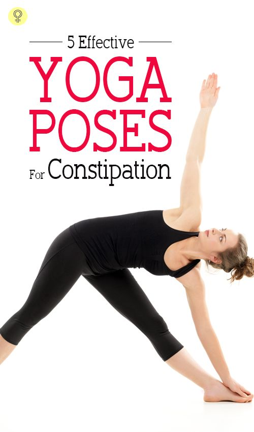 Have you ever tried any natural remedies for constipation? How about trying yoga for constipation? Here are best poses for you to check out if ...