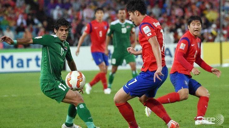 FB Fans: South Korea Reach Asian Cup final by Crushing Iraq 2-0.....