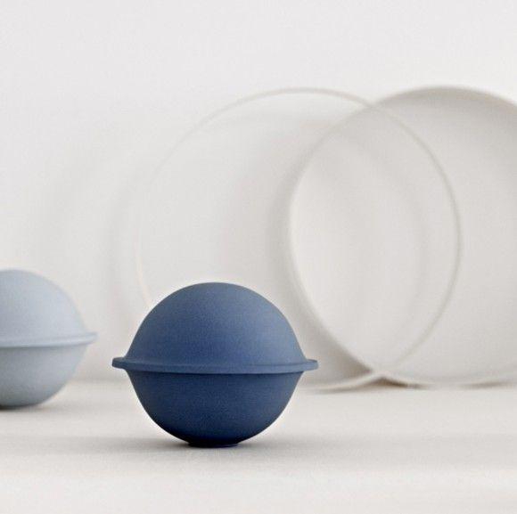 Bonbonnière 'Chapeau' by Lyngby Porcelæn via Bungalow5