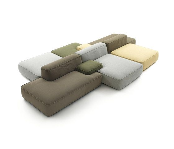 Modular sofa systems | Seating | Cloud | LEMA | Francesco Rota. Check it out on Architonic