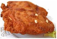 HCG Style Fried Chicken. Here is one of the best 500 Calorie HCG Diet recipes you will ever eat!