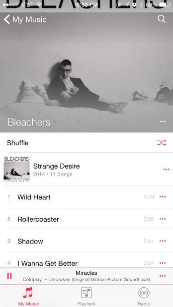 Apple veröffentlicht erste Beta von iOS 8.4 mit neuer Musik-App - neue Musikapp #iphone #apple