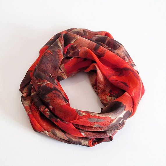 Red Scarf  on sale  scarves women Fashion Accessories by selenayy #etsy #scarf #accessory #women #scarves #gift #womensfashion