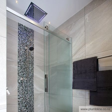 Downlight Ceiling Shower - Shower Tapware - Bathroom