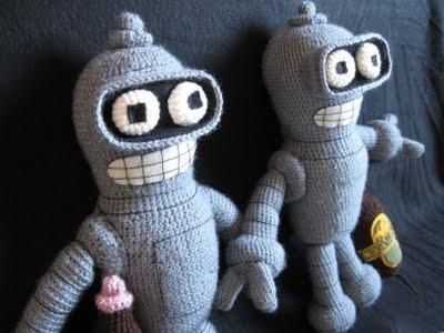13 besten crochet Futurama Bilder auf Pinterest | Futurama und Amigurumi