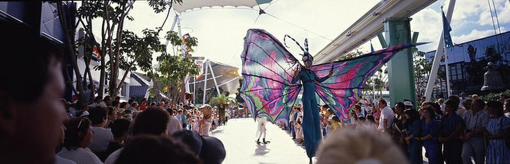 Wasn't Expo 88 a great event in Brisbane?!