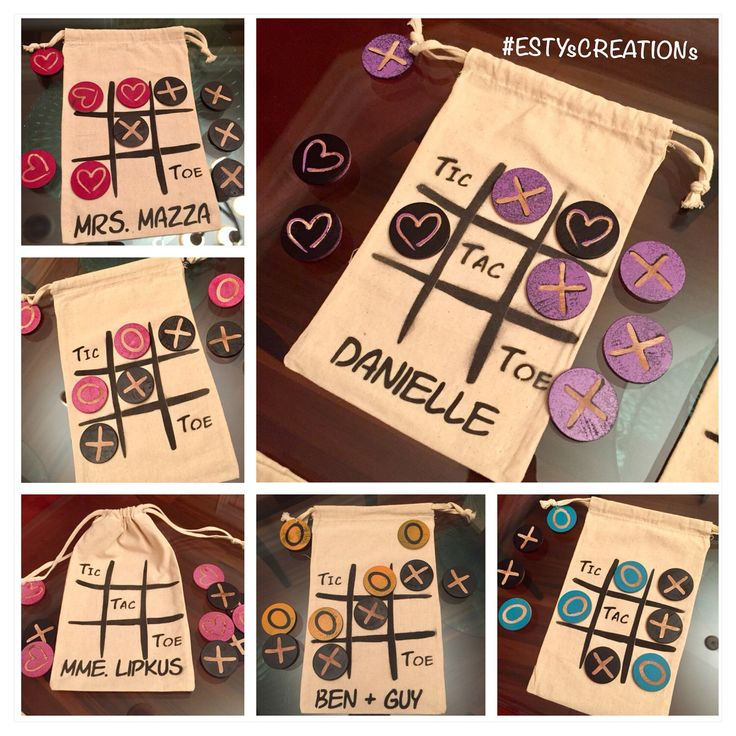 A personal favorite from my Etsy shop https://www.etsy.com/ca/listing/508694467/tic-tac-toe-a-timeless-personalized-gift