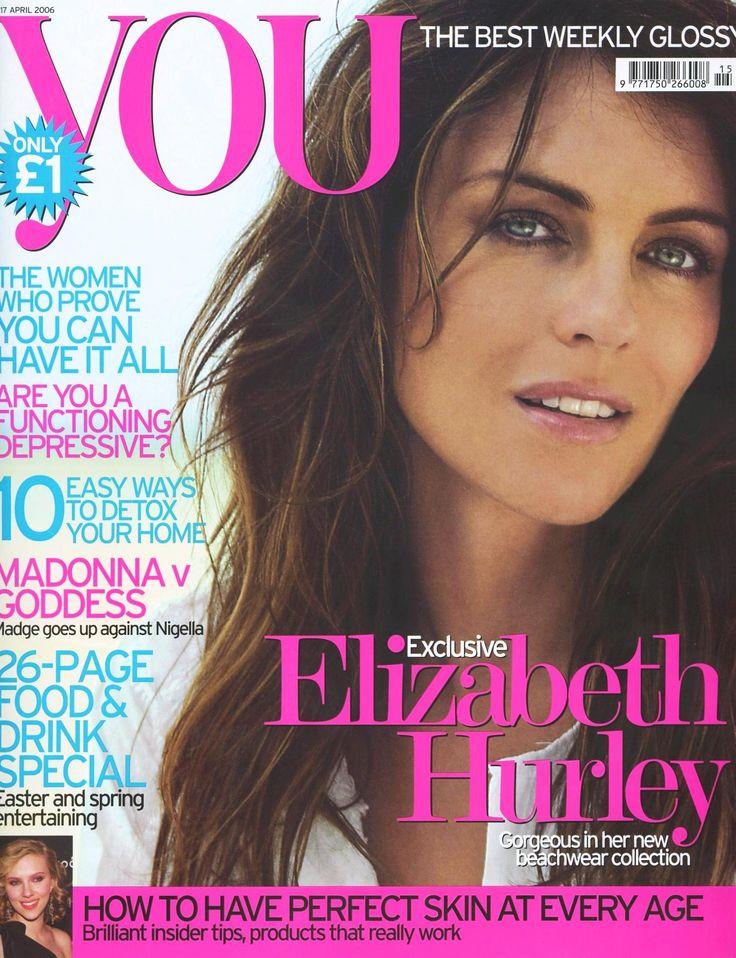 Elizabeth Hurley - You Magazine Bikini Swimwear Cover.jpg;  1469 x 1913 (@35%)