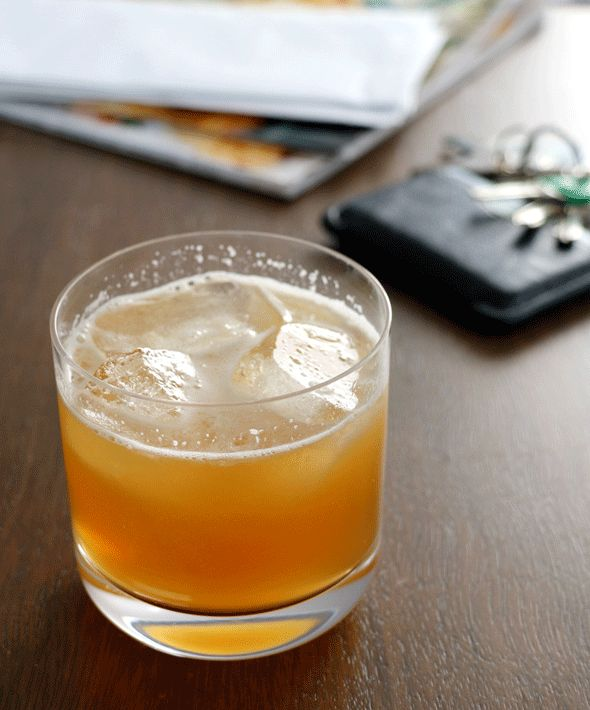 Maple Whiskey Sour - mylifewithfood.com