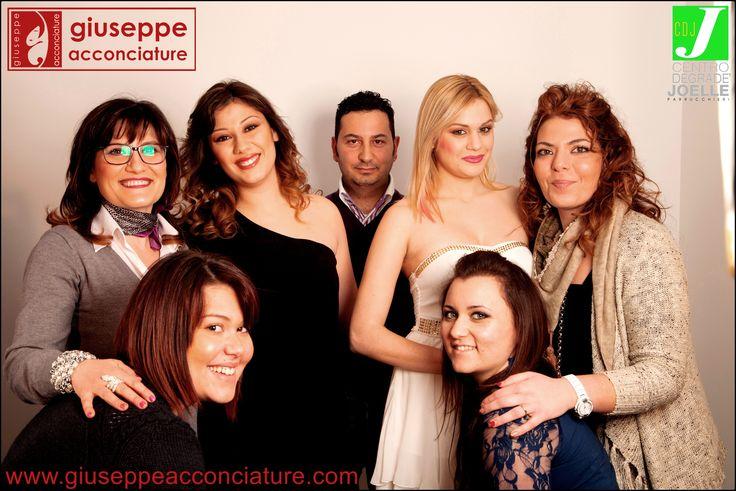 Giuseppe Acconciature nel Matera, Basilicata #degade #hair #parrucchiere #matera