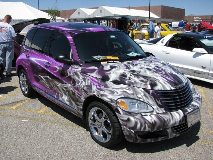 Custom PT Cruiser Interior   Chrysler PT Cruiser Custom Tuning