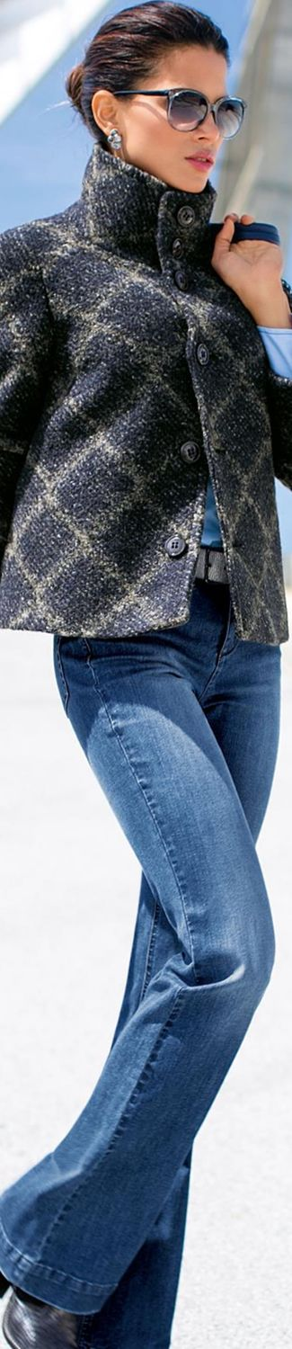MADELEINE Jeans and Jacket