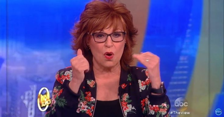 "THE VIEW'S JOY BEHAR: DONALD TRUMP IS ""WORKING WITH ISIS TO KILL US"" ""He's the recruiter in chief"""