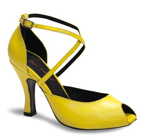 Mod. Susy by Rosso Latino #RossoLatino #dance #shoes #danceshoes Visit: www.rossolatino.com