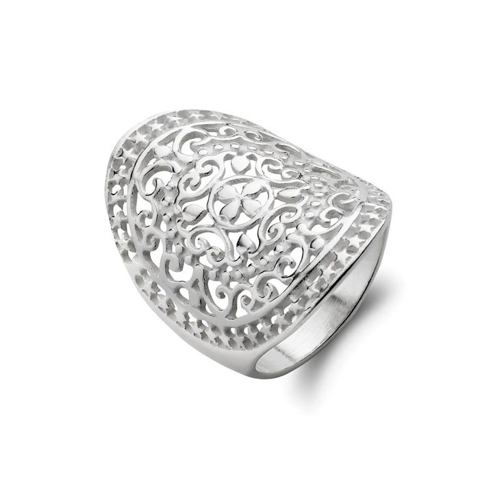 Filigree Ring — Vinci Collections