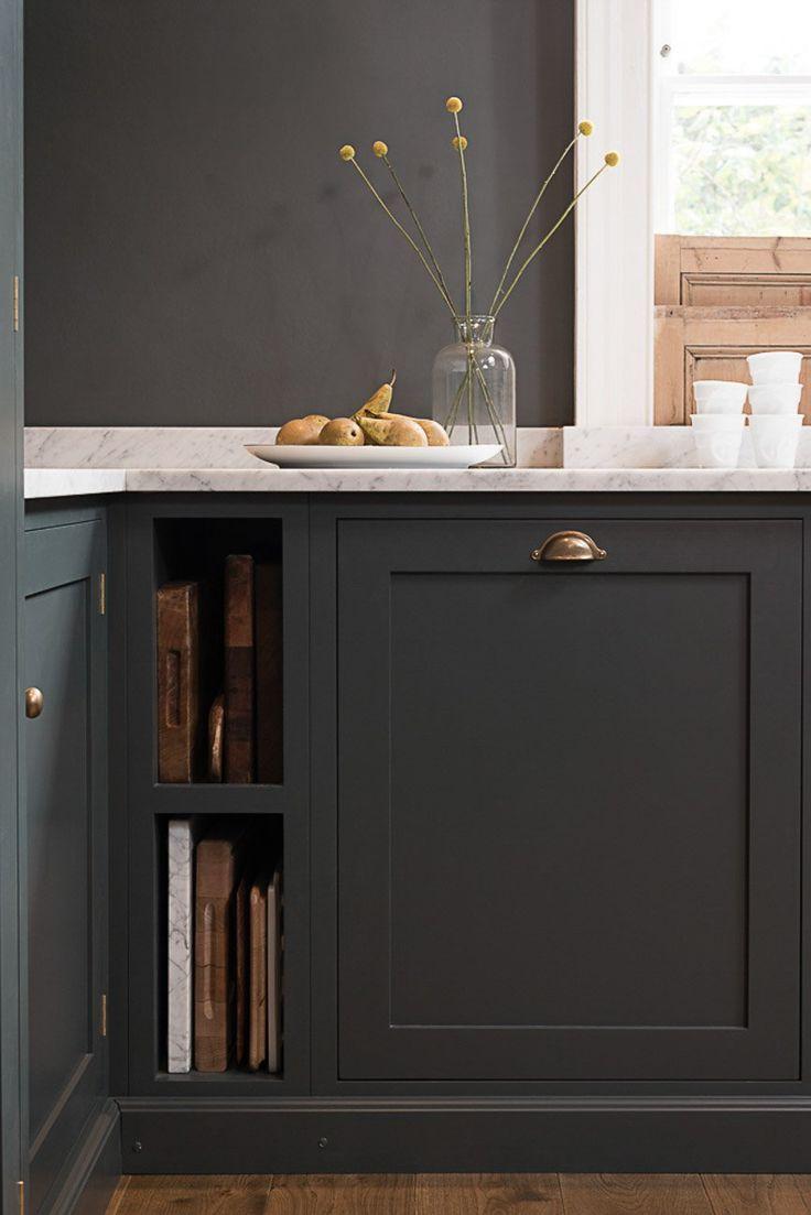 Craigslist flint kitchen cabinets - Kitchen Tour London Kitchen With Modern Classic Style