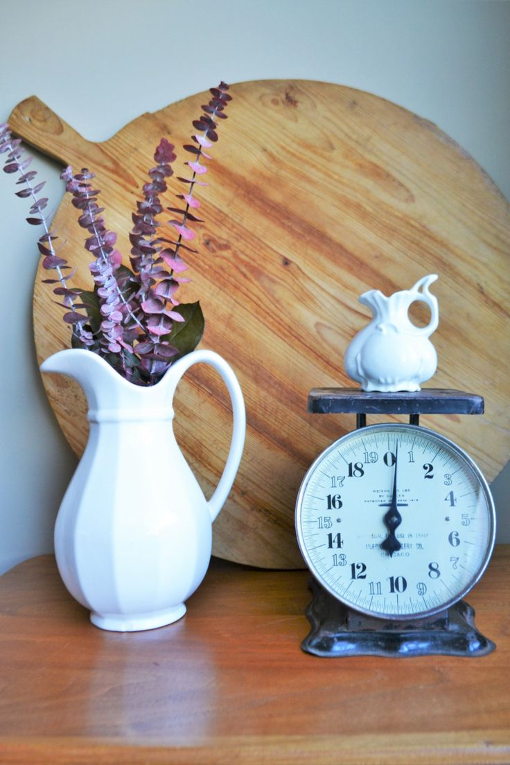 Antique Majestic Family 20 Pound Scale   Vintage Rustic Kitchen Scale   1912 Black and White Scale   Vintage Scale for Display by ChalksOLot on Etsy