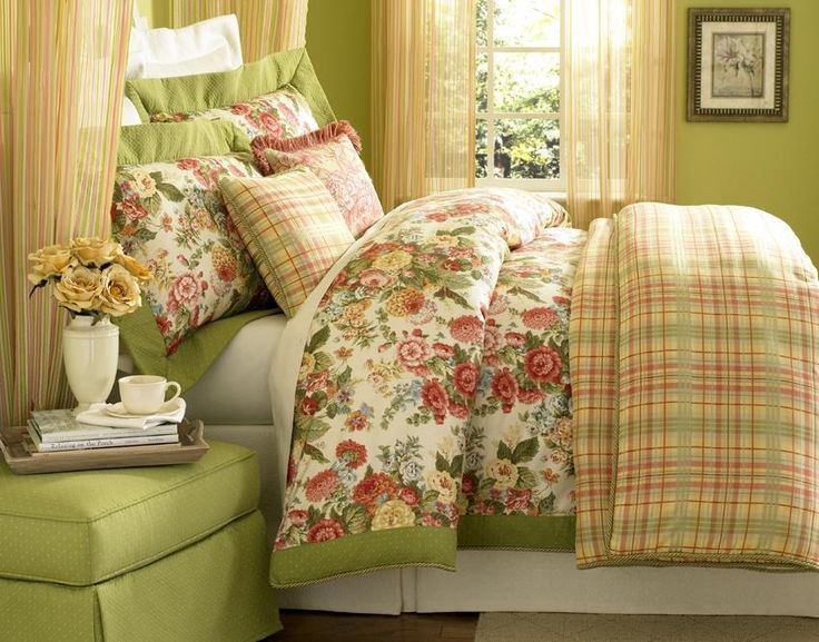 17 best images about waverly i love it on for Bedding fabric bedding