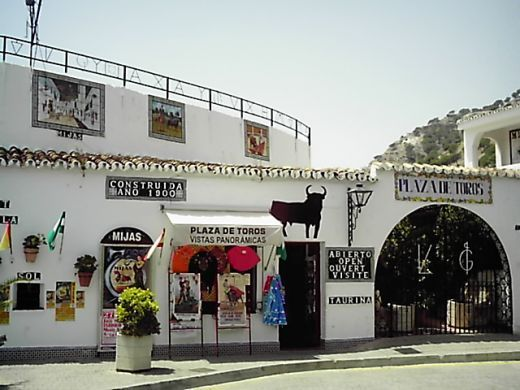 Mijas Pueblo, Spain. Was very lucky to have lived there for six months a few years ago.