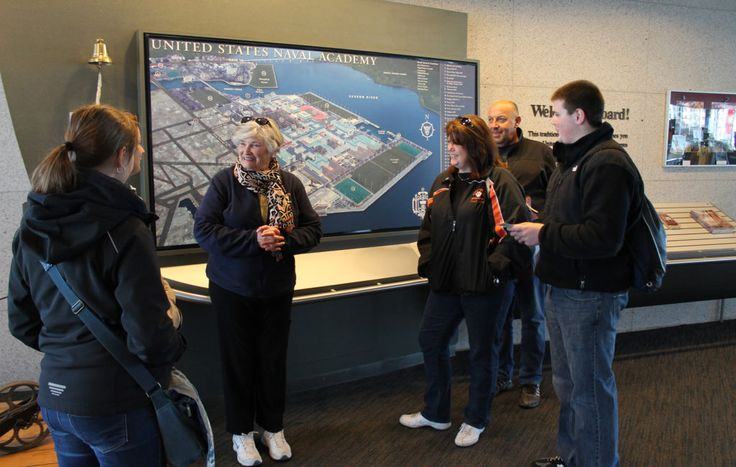 Public Guided Walking Tours - Naval Academy | Naval Academy