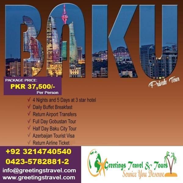 Baku Azerbaijan Travel Tour Packages Azerbaijan Travel Travel Tours Tours