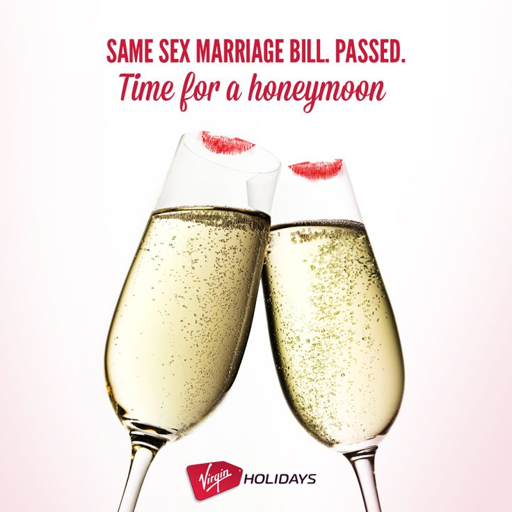 Virgin Holidays raises a glass to equal marriage with quick turnaround creative from M&C Saatchi