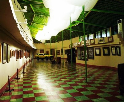 AFFANDI MUSEUM.  Affandi museum is all part of Affandi's life as a painting maestro. At the bank of Gajah Wong River, Affandi used to live, work, and transform his knowledge and now he lives in his eternal home there.