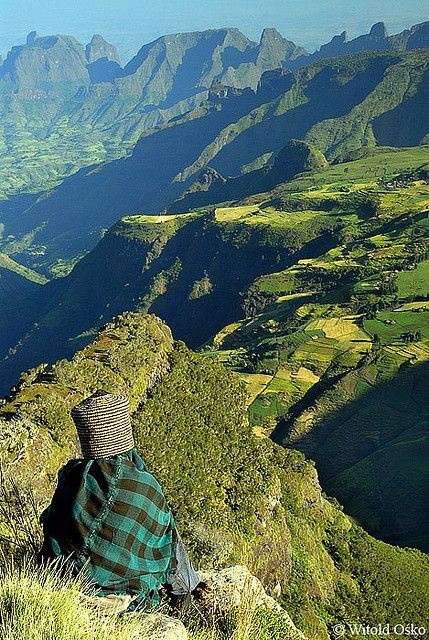 Africa | Simien Mountains - Ethiopia | © Witold Osko