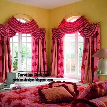 1000 Ideas About Arched Window Curtains On Pinterest