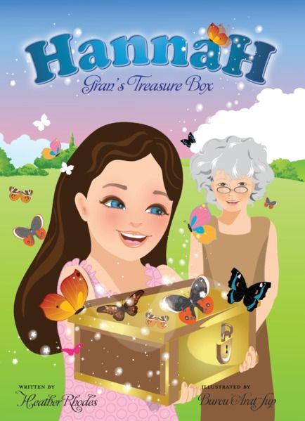 Hannah - Gran's Treasure Box by Heather Rhodes | MagicBlox Online Kid's Book