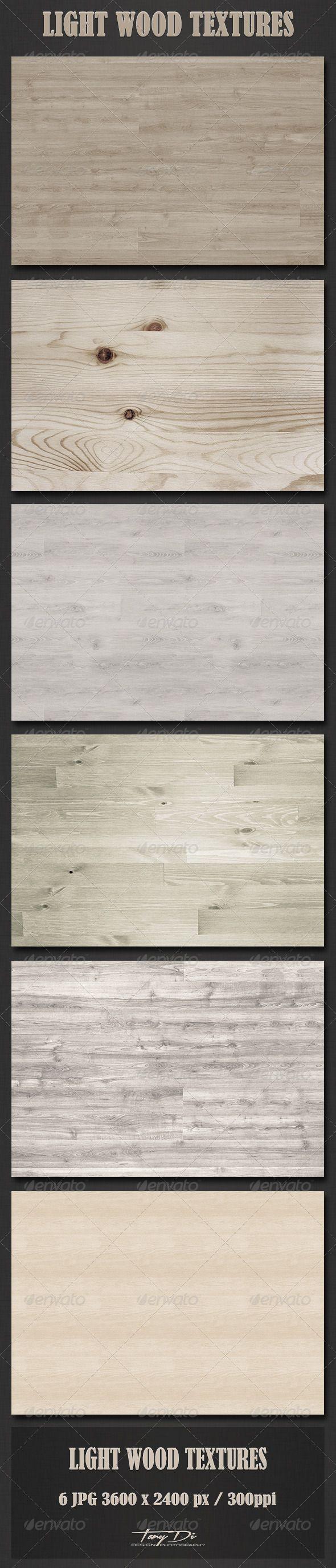 Light Wood Textures