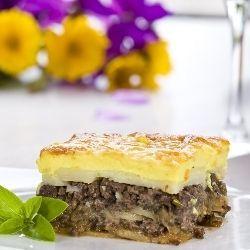 The Best Greek Moussaka Recipe Ever!
