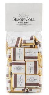 Simon Coll 5g. Minitablete de ciocolata 70% cacao (100/bag) FARA GLUTEN