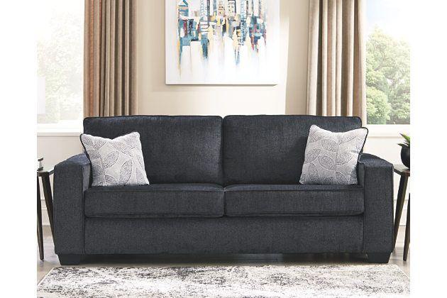 Altari Sofa Slate Sofa Living Room Sofa Ashley Furniture