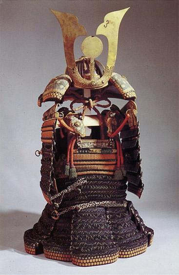 Japanese Armor [Yoroi-Kabuto]. Muromachi era. 15th.