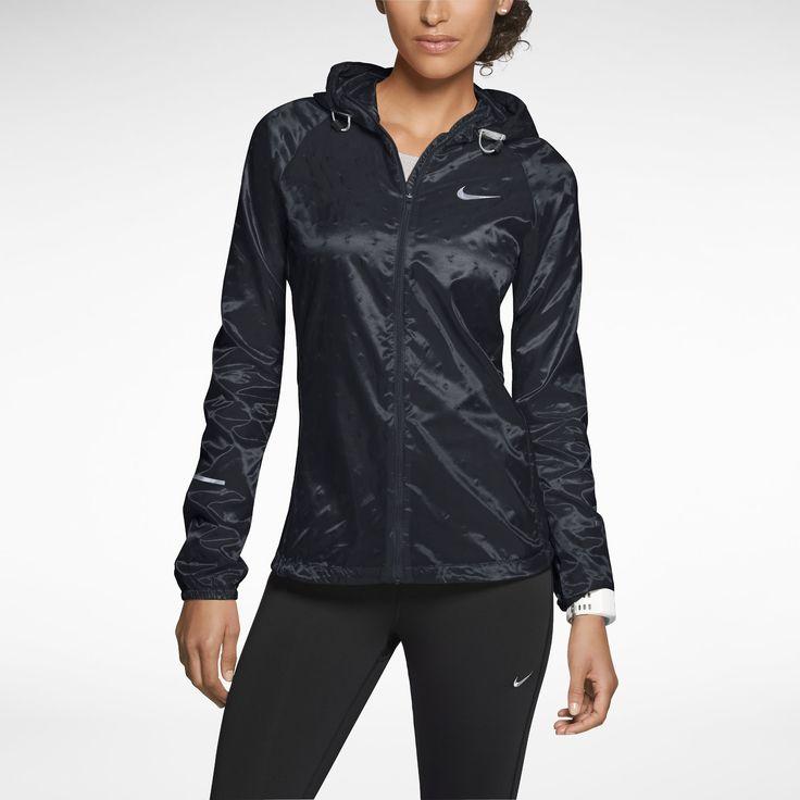 Nike Vapor Cyclone Packable Women's Running Jacket. Nike ...