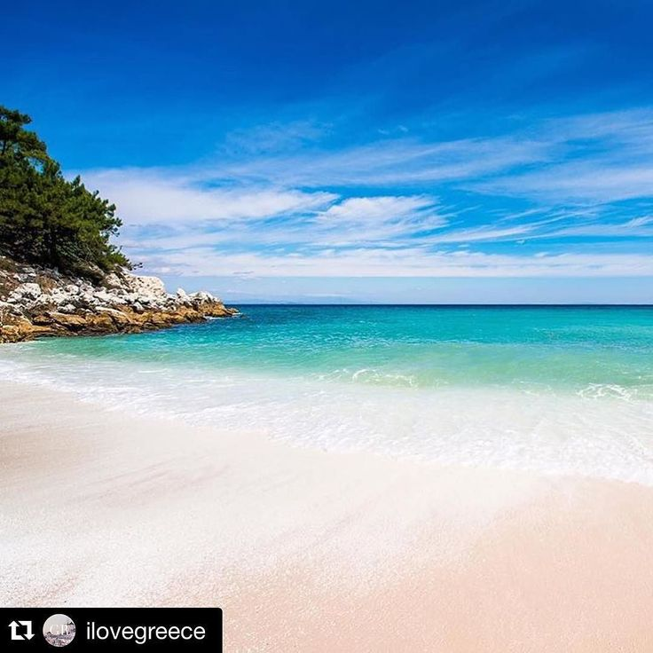 Thank you @ilovegreece for sharing our pic.  #Repost @ilovegreece  Marble Beach Thassos!  Credits to @thassosnow  Congratulation!   Tag your pictures with #iloveellada and #inlovewithellada to be featured!  #ellada#ilovegreece#thassos#