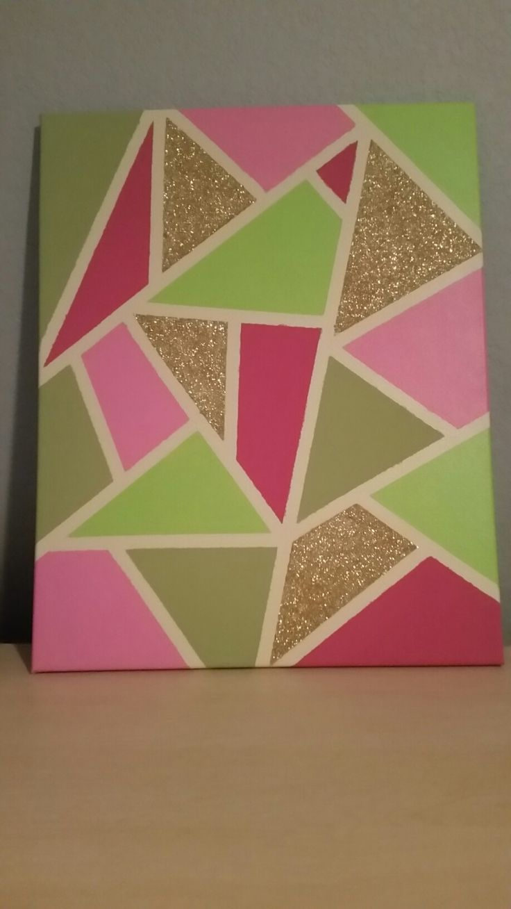 25 best ideas about masking tape art on pinterest easy for Tape painting on canvas