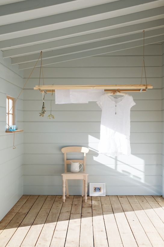 We love deVOL's contemporary take on the traditional laundry maid.