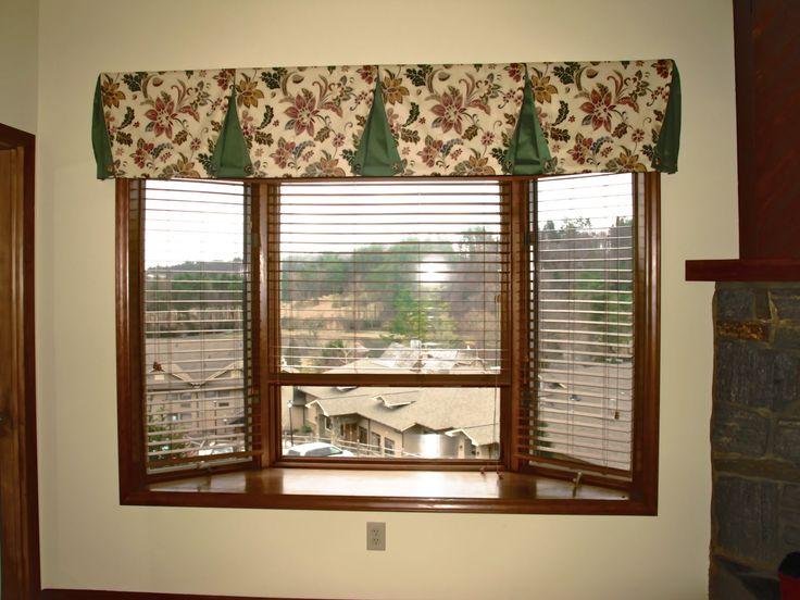 bow windows window styles bay stone pelmet and curtains